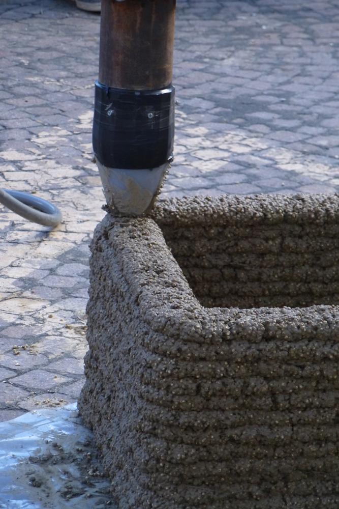 3d drucker f r beton fablab mitmach werkstatt e v. Black Bedroom Furniture Sets. Home Design Ideas
